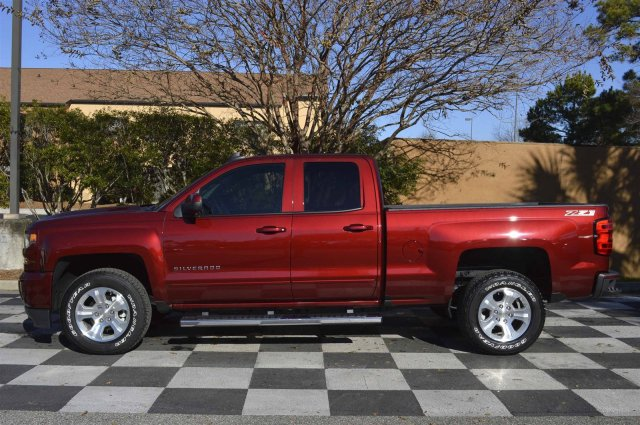 2017 Silverado 1500 Double Cab 4x4, Pickup #S1528 - photo 7