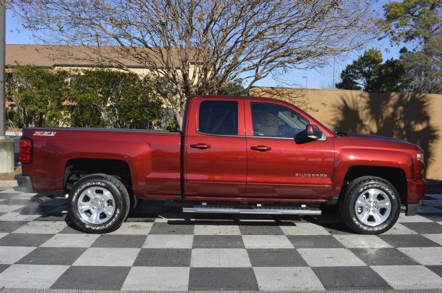 2017 Silverado 1500 Double Cab 4x4, Pickup #S1528 - photo 8
