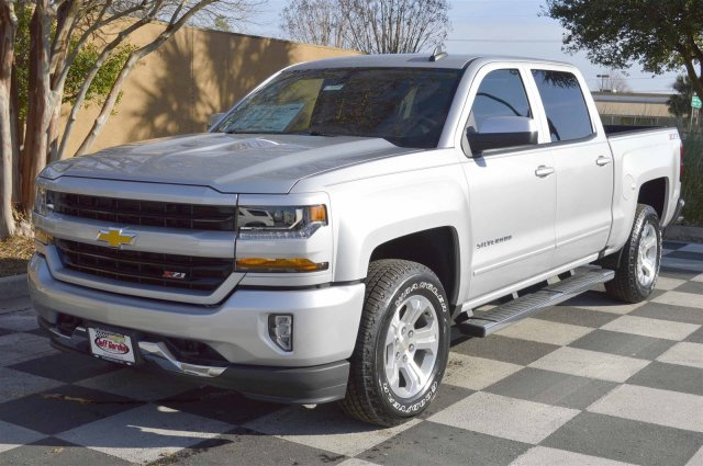 2017 Silverado 1500 Crew Cab 4x4, Pickup #S1544 - photo 3