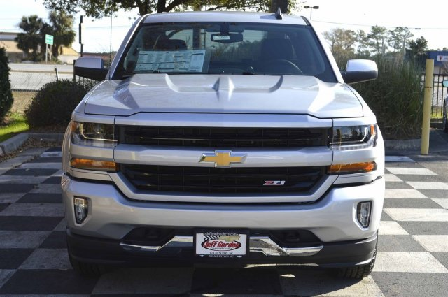 2017 Silverado 1500 Crew Cab 4x4, Pickup #S1544 - photo 4