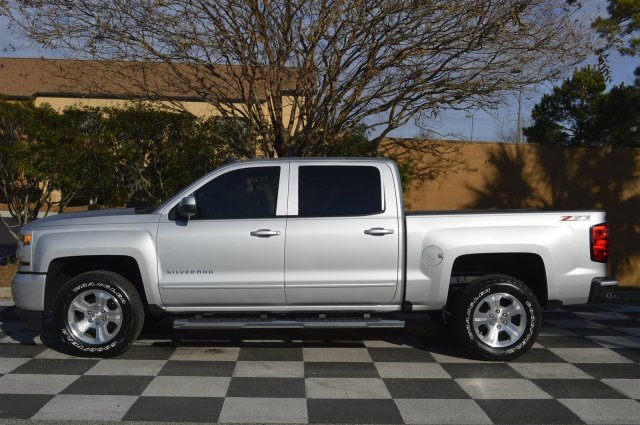 2017 Silverado 1500 Crew Cab 4x4, Pickup #S1544 - photo 7