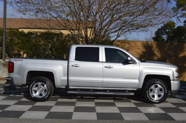 2017 Silverado 1500 Crew Cab 4x4, Pickup #S1544 - photo 8