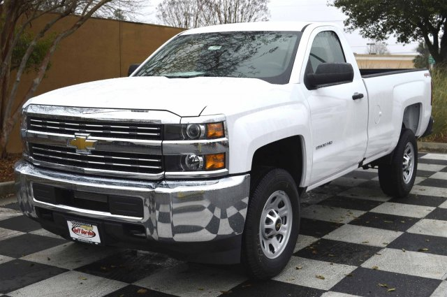 2017 Silverado 2500 Regular Cab 4x4, Pickup #S1546 - photo 3