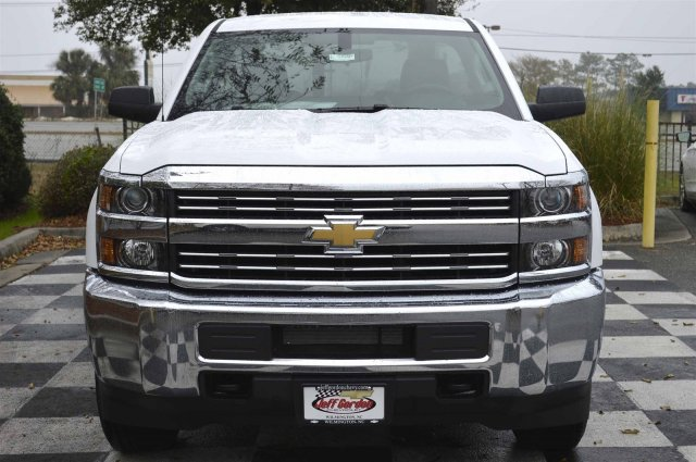 2017 Silverado 2500 Regular Cab 4x4, Pickup #S1546 - photo 4