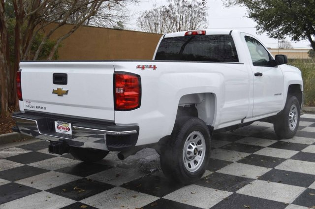 2017 Silverado 2500 Regular Cab 4x4, Pickup #S1546 - photo 2