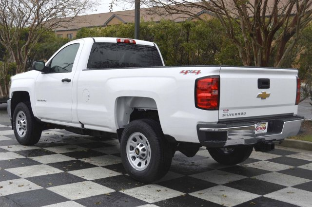 2017 Silverado 2500 Regular Cab 4x4, Pickup #S1546 - photo 5