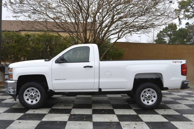 2017 Silverado 2500 Regular Cab 4x4, Pickup #S1546 - photo 7