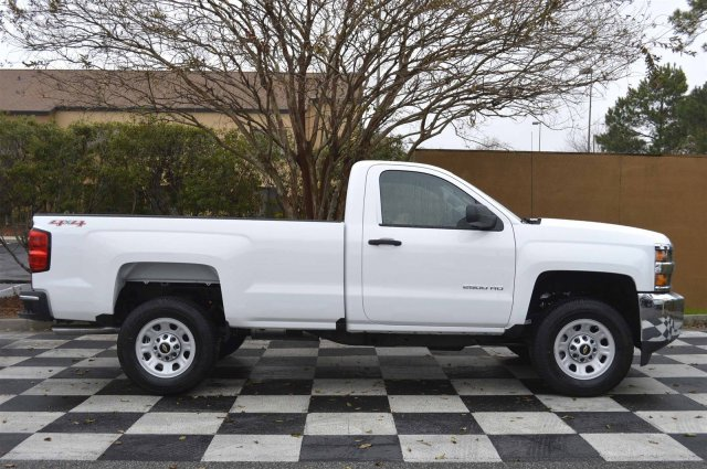 2017 Silverado 2500 Regular Cab 4x4, Pickup #S1546 - photo 8