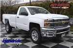 2017 Silverado 2500 Regular Cab 4x4, Pickup #S1546 - photo 1