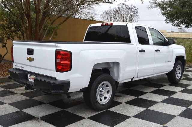 2017 Silverado 1500 Double Cab, Pickup #S1556 - photo 2