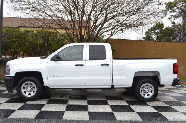 2017 Silverado 1500 Double Cab, Pickup #S1564 - photo 7