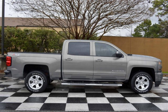 2017 Silverado 1500 Crew Cab 4x4, Pickup #S1578 - photo 8