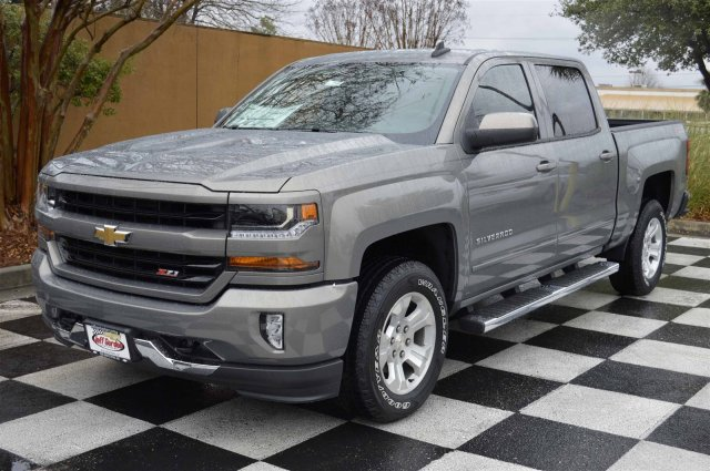2017 Silverado 1500 Crew Cab 4x4, Pickup #S1582 - photo 3