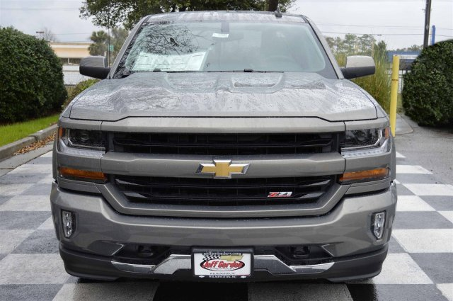 2017 Silverado 1500 Crew Cab 4x4, Pickup #S1582 - photo 4