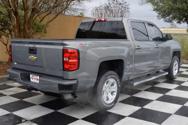 2017 Silverado 1500 Crew Cab 4x4, Pickup #S1582 - photo 2