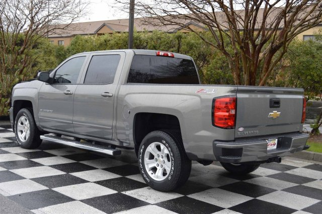2017 Silverado 1500 Crew Cab 4x4, Pickup #S1582 - photo 5