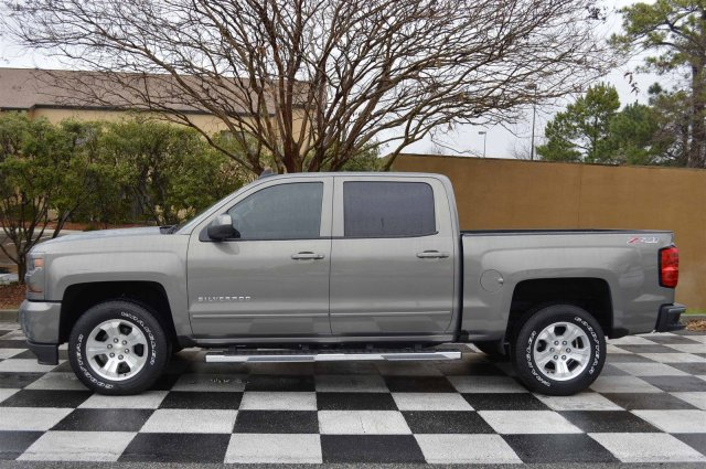 2017 Silverado 1500 Crew Cab 4x4, Pickup #S1582 - photo 7