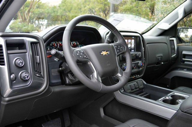 2017 Silverado 1500 Crew Cab 4x4, Pickup #S1584 - photo 10