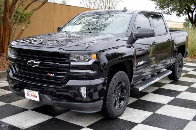 2017 Silverado 1500 Crew Cab 4x4, Pickup #S1584 - photo 3