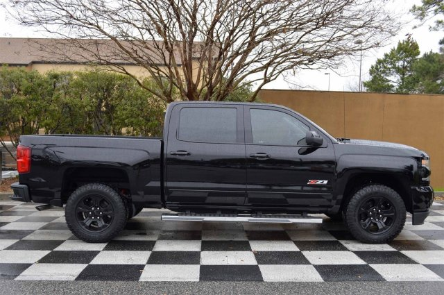 2017 Silverado 1500 Crew Cab 4x4, Pickup #S1584 - photo 8