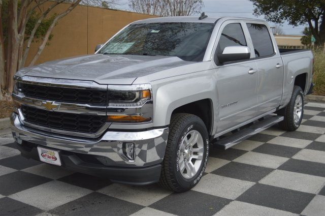 2017 Silverado 1500 Crew Cab, Pickup #S1594 - photo 3