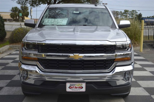 2017 Silverado 1500 Crew Cab, Pickup #S1594 - photo 4