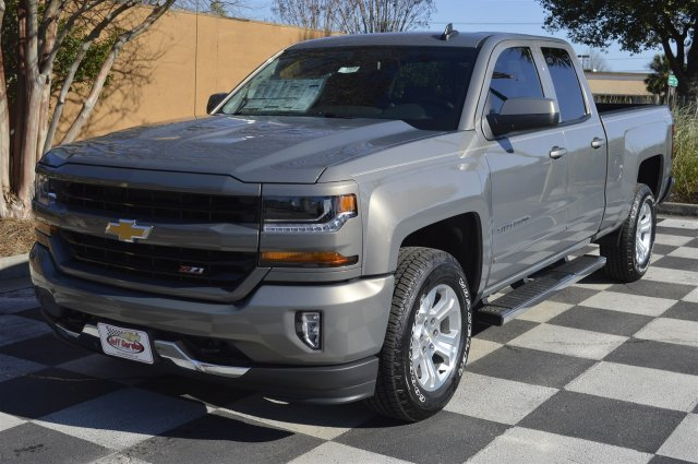 2017 Silverado 1500 Double Cab 4x4, Pickup #S1619 - photo 3