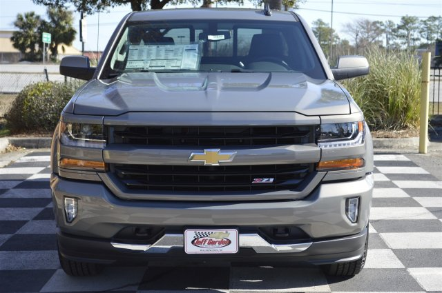 2017 Silverado 1500 Double Cab 4x4, Pickup #S1619 - photo 4