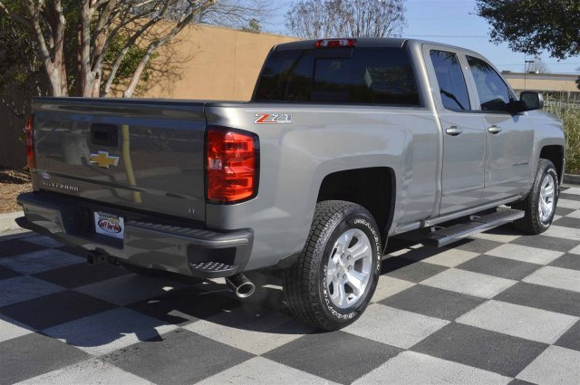 2017 Silverado 1500 Double Cab 4x4, Pickup #S1619 - photo 2