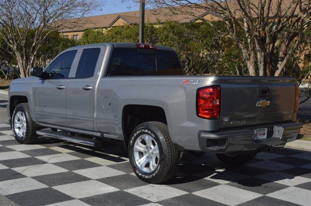 2017 Silverado 1500 Double Cab 4x4, Pickup #S1619 - photo 5