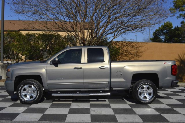 2017 Silverado 1500 Double Cab 4x4, Pickup #S1619 - photo 7
