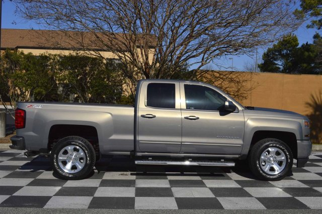 2017 Silverado 1500 Double Cab 4x4, Pickup #S1619 - photo 8