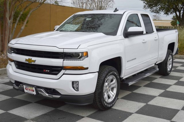 2017 Silverado 1500 Double Cab 4x4, Pickup #S1620 - photo 3
