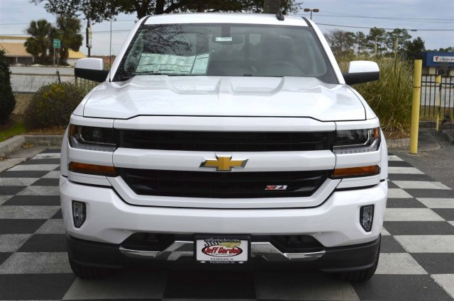 2017 Silverado 1500 Double Cab 4x4, Pickup #S1620 - photo 4