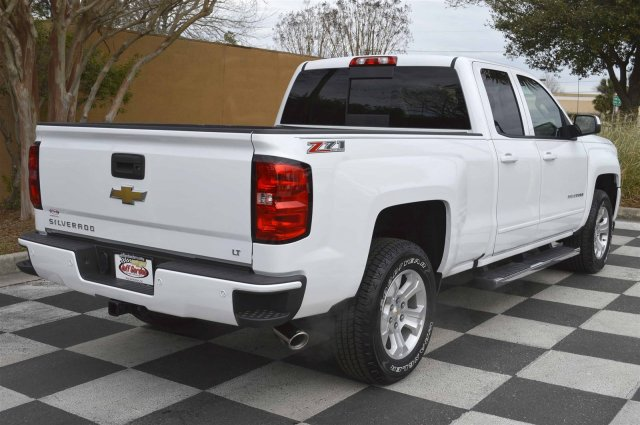 2017 Silverado 1500 Double Cab 4x4, Pickup #S1620 - photo 2