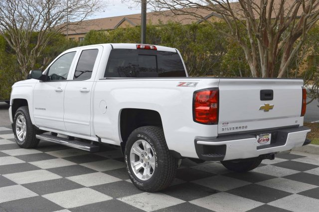 2017 Silverado 1500 Double Cab 4x4, Pickup #S1620 - photo 5