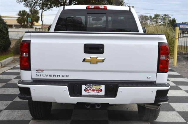 2017 Silverado 1500 Double Cab 4x4, Pickup #S1620 - photo 6