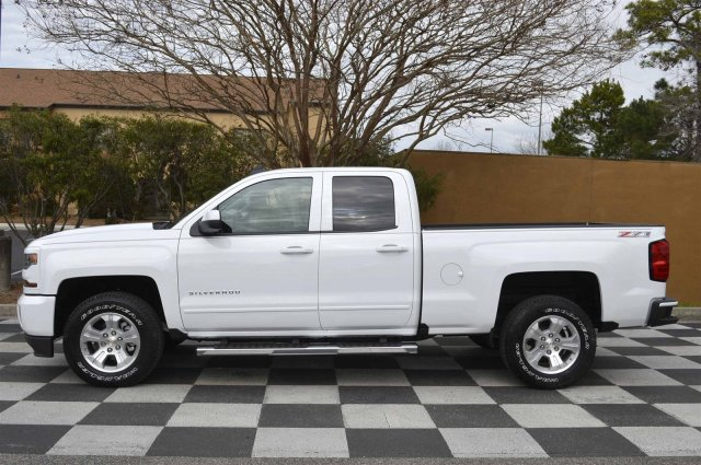 2017 Silverado 1500 Double Cab 4x4, Pickup #S1620 - photo 7