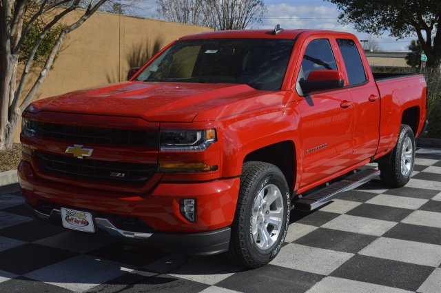 2017 Silverado 1500 Double Cab 4x4, Pickup #S1627 - photo 3
