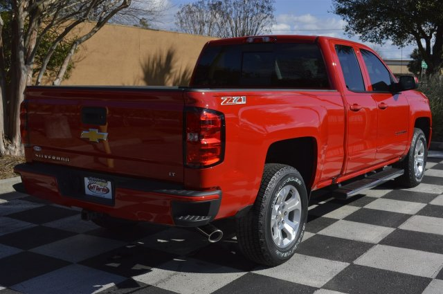 2017 Silverado 1500 Double Cab 4x4, Pickup #S1627 - photo 2