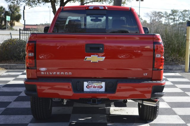 2017 Silverado 1500 Double Cab 4x4, Pickup #S1627 - photo 6