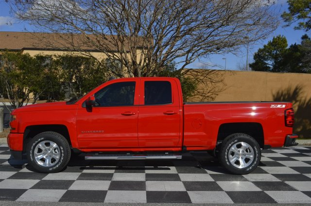 2017 Silverado 1500 Double Cab 4x4, Pickup #S1627 - photo 7