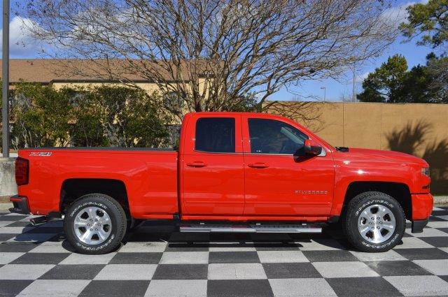 2017 Silverado 1500 Double Cab 4x4, Pickup #S1627 - photo 8