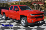 2017 Silverado 1500 Double Cab 4x4, Pickup #S1627 - photo 1