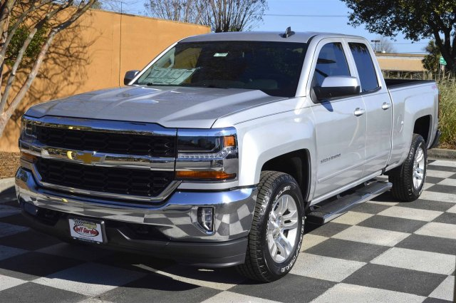 2017 Silverado 1500 Double Cab 4x4, Pickup #S1632 - photo 3