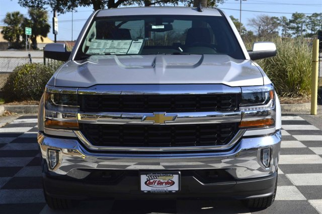 2017 Silverado 1500 Double Cab 4x4, Pickup #S1632 - photo 4