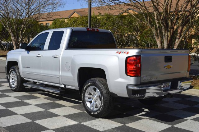 2017 Silverado 1500 Double Cab 4x4, Pickup #S1632 - photo 5