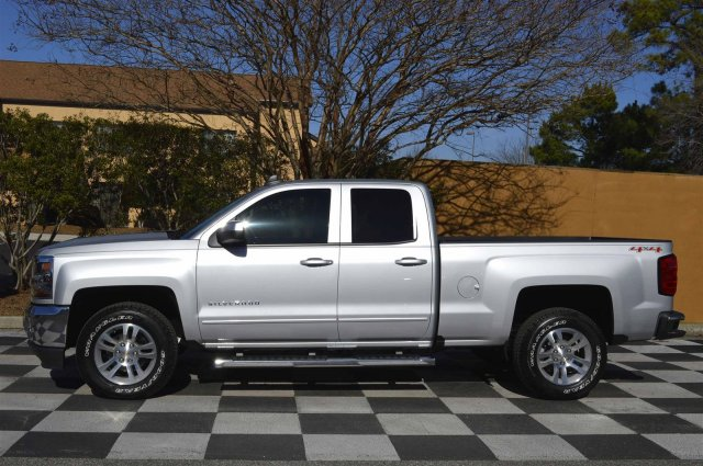 2017 Silverado 1500 Double Cab 4x4, Pickup #S1632 - photo 7