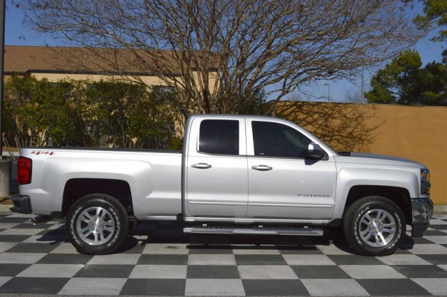 2017 Silverado 1500 Double Cab 4x4, Pickup #S1632 - photo 8
