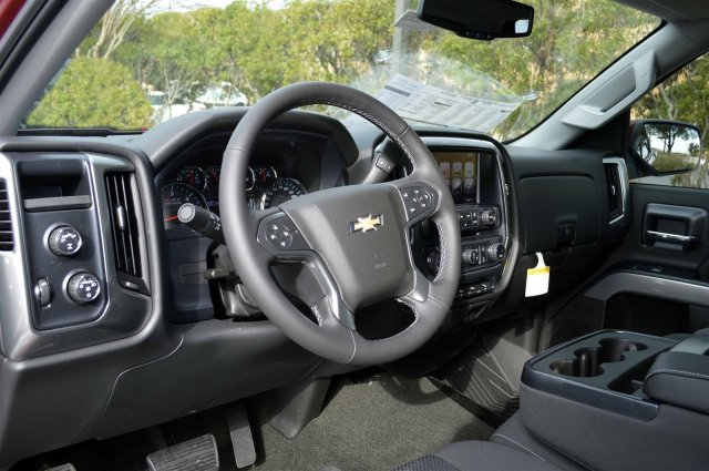 2017 Silverado 1500 Double Cab 4x4, Pickup #S1635 - photo 10